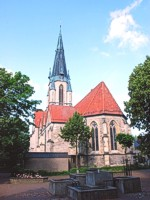 Roman Catholic Parish Church St. John the Baptist