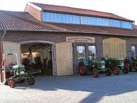 The Tractor and Farm Implements Museum